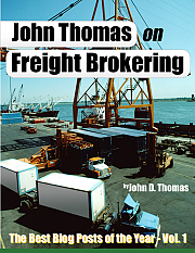 John Thomas on Freight Brokering