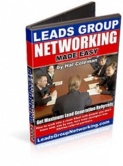Leads Group Networking Made Easy