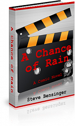 A Chance of Rain: A Comic Novel