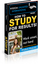 HOW TO STUDY FOR RESULTS!