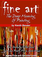 fine art - The Deep Meaning Of Painting