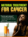 Natural Treatment For Cancer - Part 1